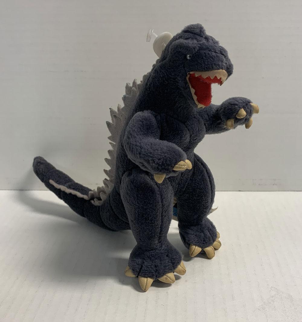 Ty Puppies Stuffed Animals, Godzilla Small 7 Plush Toy Fault 09010 Toho Co 2004 Ebay