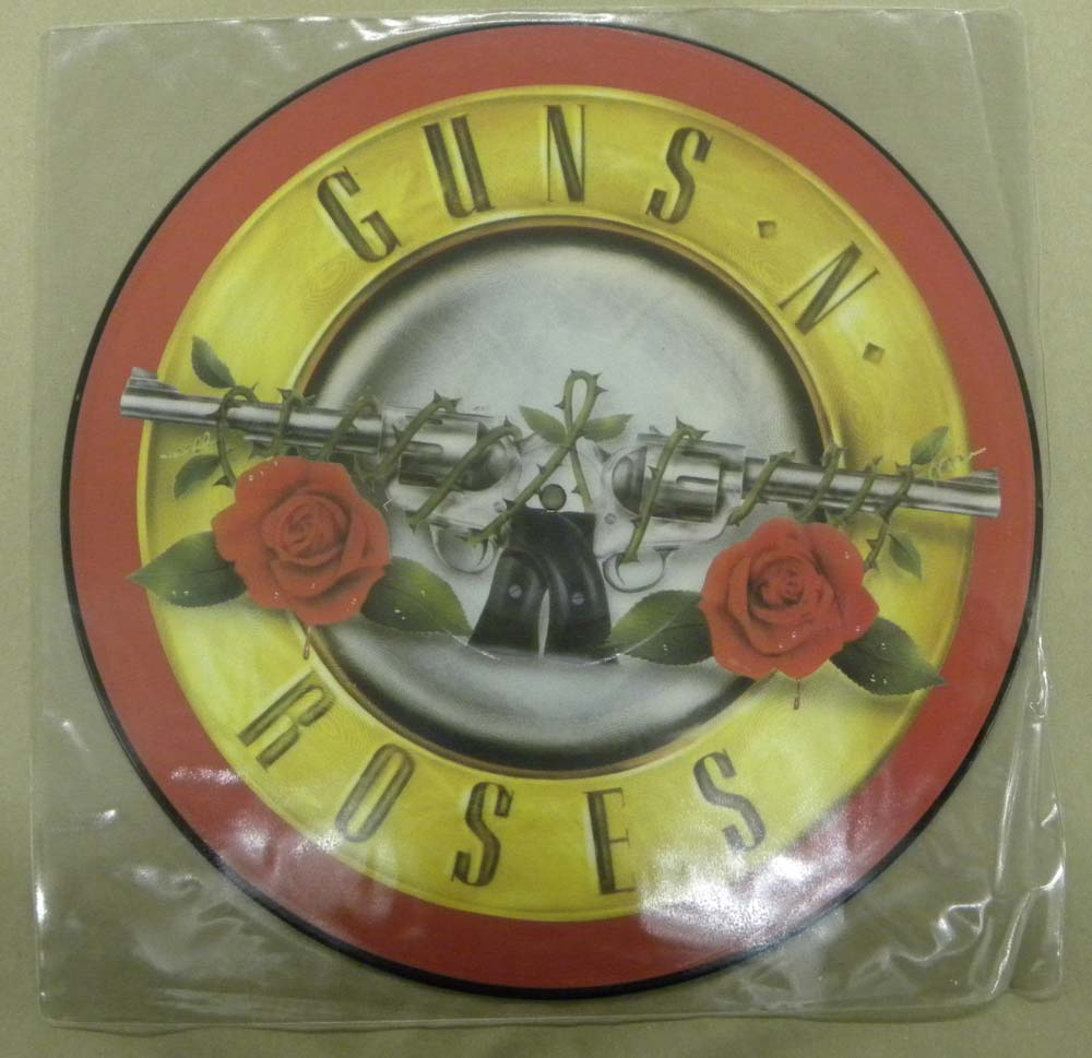 GUNS N ROSES WELCOME TO THE JUNGLE 12 ...