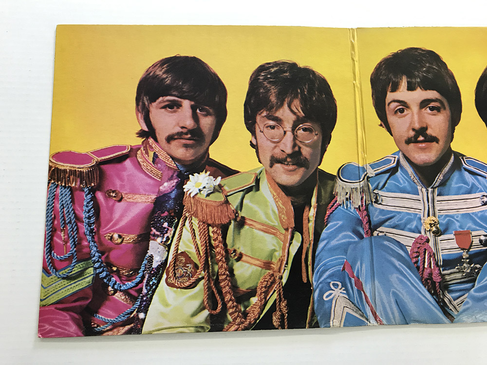 The Beatles Sgt Peppers Lonely Hearts Club Band Mono Vinyl